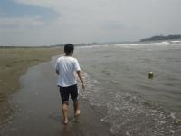 海開いちゃった