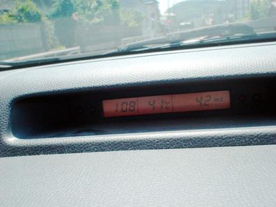 今夏最高気温