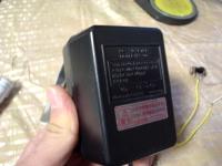 ポータブル(?)換気扇の試作