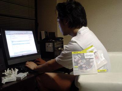 kamadango with DVD